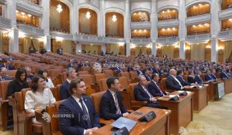 Csütörtökön dönt a román parlament a Cîţu-kormány beiktatásáról