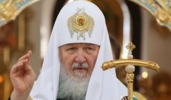 Megszakítja kapcsolatait az orosz ortodox egyház a konstantinápolyi patriarkátussal
