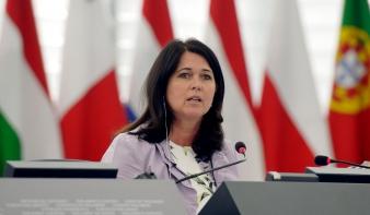 Magyar alelnöke lett az Európai Parlamentnek