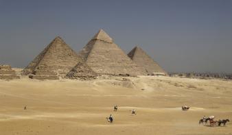 Fel tudnánk építeni ma egy piramist?