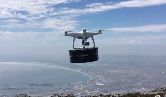 A Pizza Hut már drónokat vet be a kiszállításhoz