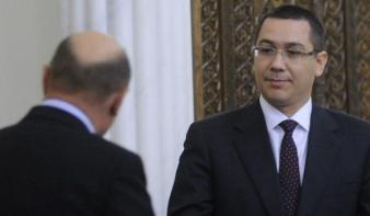 Băsescu: Ponta a külföldi hírszerzés ügynöke volt