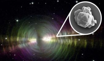 Fantasztikus lelet: évmilliárdokkal idősebb ez a por, mint maga a Föld