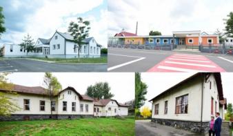 Tizennégy tanintézményt fognak felújítani európai finanszírozásból