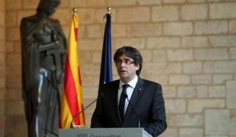 Megint a szakadár Puigdemont a katalán elnökjelölt