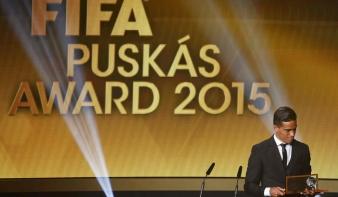 Messi ötödször aranylabdás, de ki ez a Puskás-díjas?