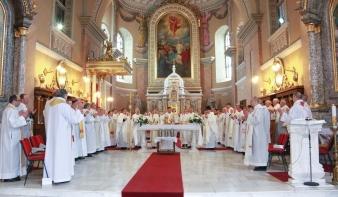 Áthelyezések és kinevezések a szatmári egyházmegyében