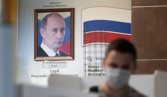 Folytassa Putyin! – Megszavazta a nép az orosz alkotmány módosítását