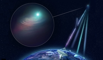 Különös rádiójelet fogtak be a csillagászok, és nem onnan jött, ahonnan várták volna
