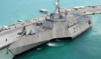 Behajózott a Fekete-tengerre egy amerikai rakétahordozó fregatt