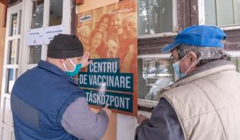 Megyénként rendkívül változó, hol van még hely oltásra Erdélyben – Iohannis újabb központok megnyitását ígéri