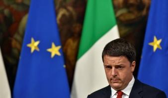 Elbukta a népszavazást, lemond az olasz miniszterelnök