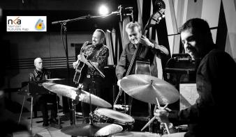 Rieger Rhodes Quartet koncert a Colonelloban