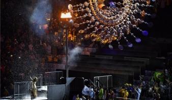 Rio 2016: Kialudt a láng, véget ért a XXXI. nyári olimpia