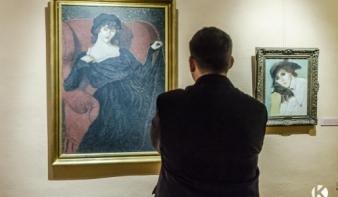 Rippl-Rónai-kiállítás először Erdélyben