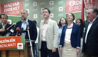 Exit poll adatok: hat százalék felett áll az RMDSZ