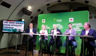 EP-választás: Kelemen Hunor szerint az EU-nak nincs alternatívája, az RMDSZ pedig átlépi a küszöböt