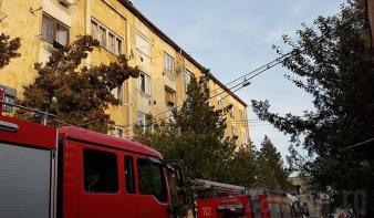 Gázrobbanás volt Szatmárnémetiben, evakuáltak egy tömbházat
