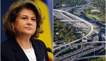 180 km autópályát adnak át idén Romániában
