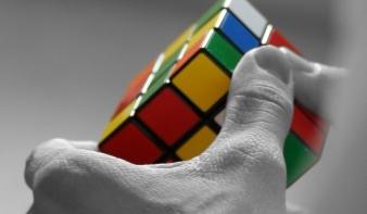 40 éves a Rubik-kocka