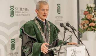 A húszéves Sapientia abból él, hogy az erdélyi magyarok nem nyugodtak bele az önálló egyetem hiányába