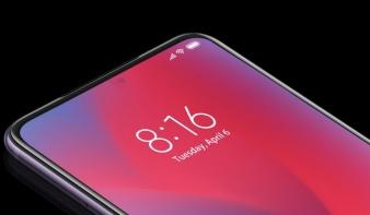 A Xiaomi elmagyarázta, hogy működik a képernyőbe épített kamera
