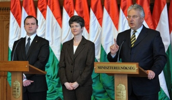 A magyar kormány gratulált az erdélyi magyarságnak