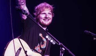 Ed Sheeran több adót fizetett tavaly, mint az Amazon vagy a Starbucks