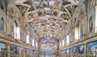 Virtuális bemutató a Sixtus-kápolna történetéről és freskóiról