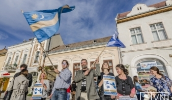 Villámcsődület Skóciáért a Székelyföldön