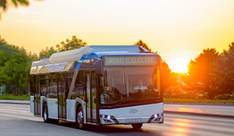 Elektromos buszokra vált a máramarosszigeti tömegközlekedés
