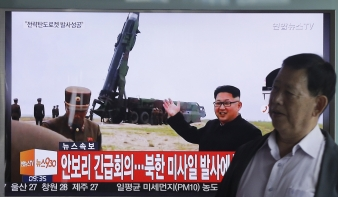 Dél-Korea készül egy phenjani rakétatámadásra