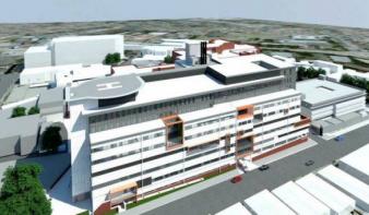 47 millió euróval támogatja az EB a Kolozsvári Regionális Kórház felépítését