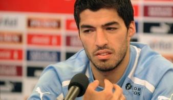 """Suárez: """"Nem harapok többet"""""""