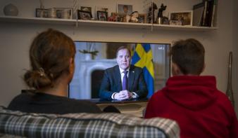 A svédek szabadjára engedték a járványt, és nagyon reménykednek