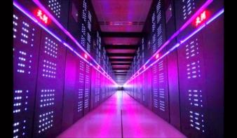 Ismét kínai a világ leggyorsabb számítógépe