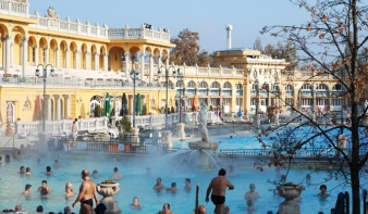 Rekordévet zártak a budapesti fürdők