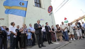 5 Székelyekkel szolidarizáló villámcsődület volt Nagyváradon
