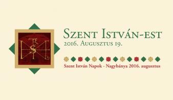 Szent István-est 2016