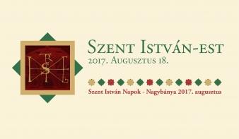 Szent István-est 2017