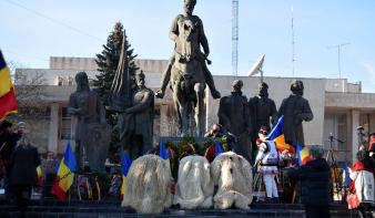 Sepsiszentgyörgyön ünneplik Trianon centenáriumát a román nacionalisták
