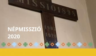 35 év után újra népmisszió a Szentháromság-templomban