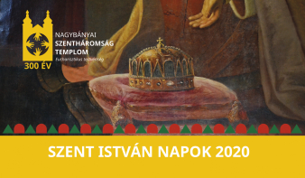 Szent István Napok 2020
