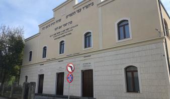 Az új ortodox zsinagóga avatására készülnek Máramarosszigeten