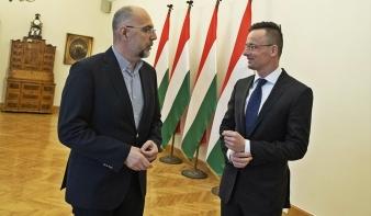 Kelemen-Szijjártó találkozó: folytatják az erdélyi gazdaságfejlesztési programot