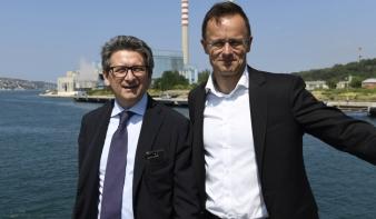A magyar gazdaság növekedését erősítheti a trieszti magyar kikötő