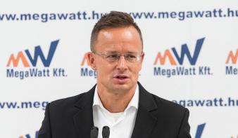 Szijjártó: Tízmilliárd forinttal támogatja a kormány a magyar cégek külföldi terjeszkedését