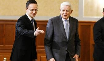 Szijjártó Péter: Párbeszéd nélkül nem érhetőek el közös sikerek Romániával