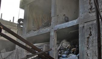 21 szíriai gyerek halt meg egy orosz bombázásban