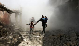 Szíria kezdi lángba borítani az egész Közel-Keletet